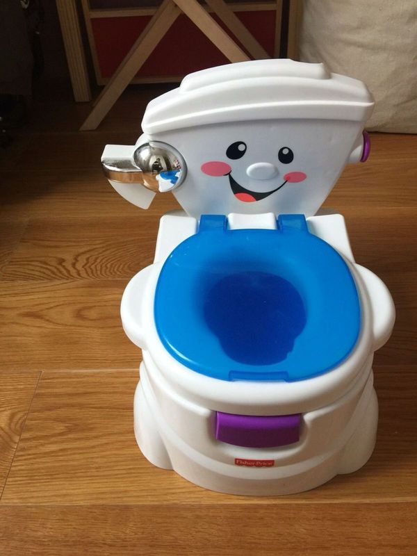Fisher Price - La Mia Prima Toilette