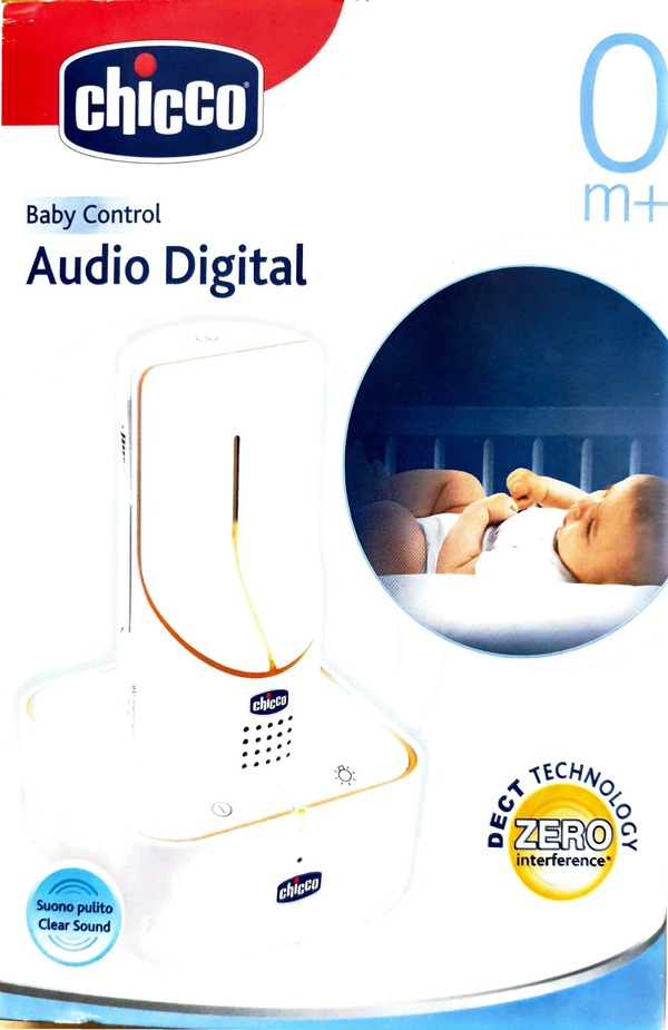 Chicco - Baby control Audio Digital