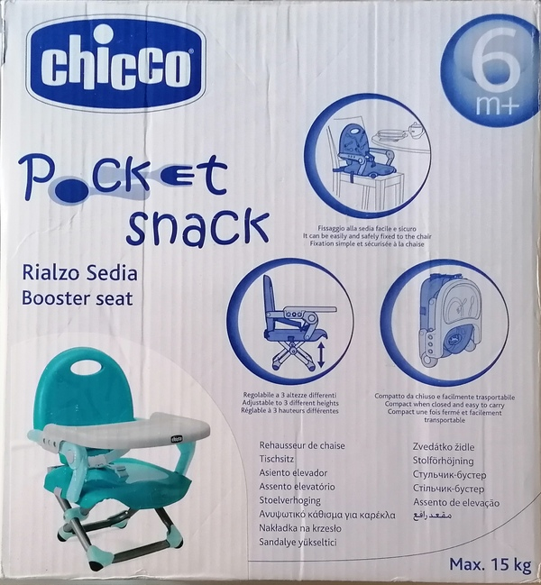 Chicco - Pocket Snack